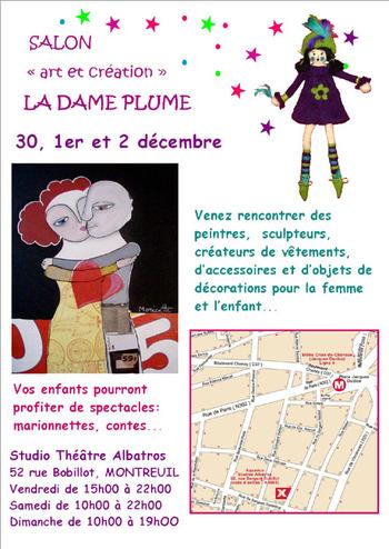 Affiche_dame_plume_salon